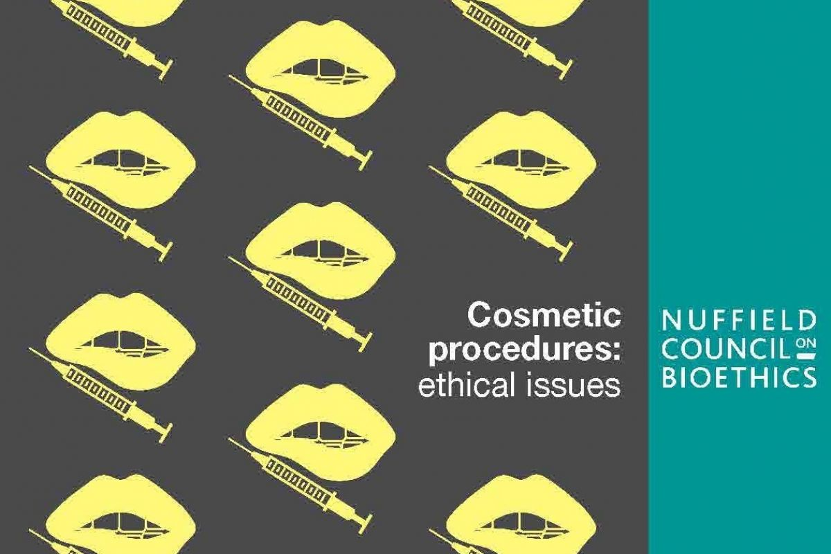 Report cover cosmetic procedures