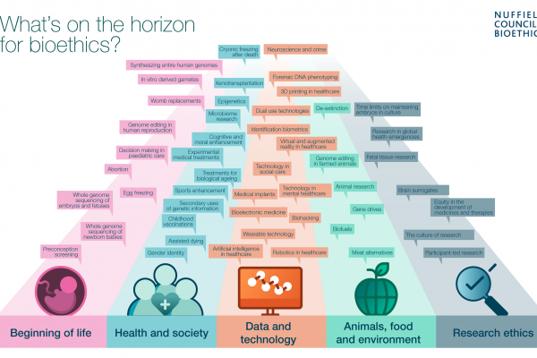 Horizon scan infographic 2020