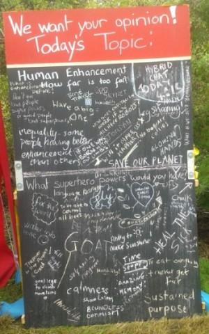 Enhancement ideas board