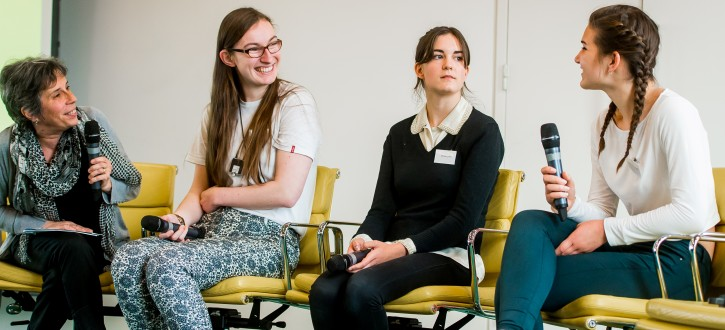 Nuffield College Report event at the Coin St Centre, London on the 14/05/2015. Photo: David Tett