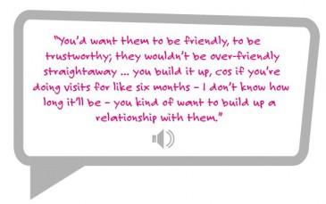 Trustworthy - quote