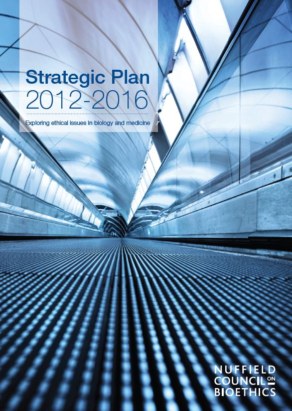 Strategic Plan front cover